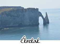 photographies d'Étretat
