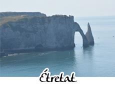photographies d'Étretat