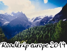 photographies du roadtrip Europe 2014