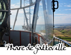 photographies du phare de Gatteville