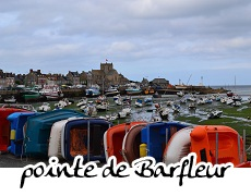 photographies de la pointe de Barfleur