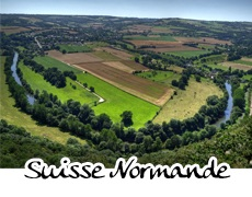photographies de la Suisse normande